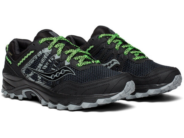 9938ee55799b saucony Excursion TR12 GTX Running Shoes Men black at Bikester.co.uk